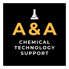 Logo firmy A&A Chemical Technology Support Adrian Antosik